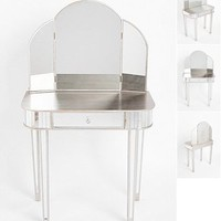 UrbanOutfitters.com &gt; Fairest Of Them All Vanity Table
