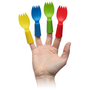 ThinkGeek :: Finger Sporks