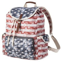 MOSSIMO SUPPLY CO. Multicolor Americana Backpack