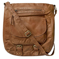 Bucket Buckle Crossbody Bag | Shop Accessories at Wet Seal