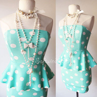 NEW Forever 21 Mint/Ivor...
