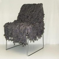Super Shag Accent Chair