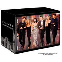 Friends - The One with All Ten Seasons (Limited Edition) (2005)