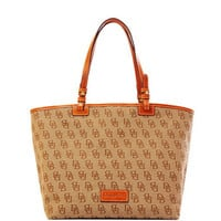 Dooney & Bourke Anniversary Medium East/West Shopper