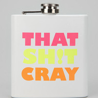 Urban Outfitters - 6oz Fun Flask