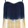 **Fringe Crop Top by Rare - Tops - Clothing - Topshop