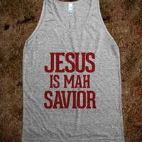 Jesus is mah savior - Awesome fun #$!!*&