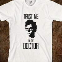 Trust me, I'm the Doctor - David Tennant's Sideburns