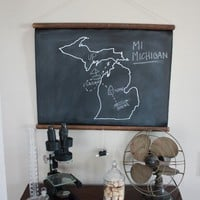 Chalkboard (Any) State Map