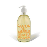 Compagnie de Provence Savon de Marseille Soap - Grapefruit | Rain Collection