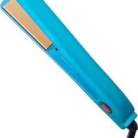 Ultra CHI Metallic Soft Touch Iron Aqua
