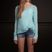 Pier View Beach Sweater