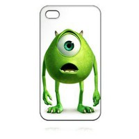 Amazon.com: Monsters Inc. Hard Case Cover for Iphone 4 4s 4th Generation - Free Plastic Retail Packaging Box: Everything Else