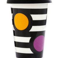 Things Are Taking Shape Travel Mug | Mod Retro Vintage Kitchen | ModCloth.com