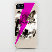 Wolf Rocks iPhone Case by Robert Farkas | Society6