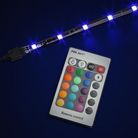 Multi-Color LED Lighting Kit