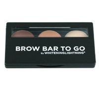Amazon.com: Brow Bar to Go, Brush on Brow: Beauty