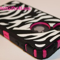 Zebra Case iPhone 4 4S C...