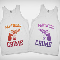 Partners in Crime - skreened.com also Available on lookhuman.com