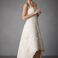 Sculpted Dream Gown in SHOP The Bride Wedding Dresses at BHLDN
