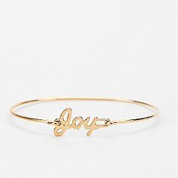 UrbanOutfitters.com > Diament Jewelry for Urban Renewal Vintage Name Bracelet