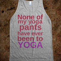Yoga Pants  - Jordan Designs
