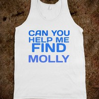 Can you help me find molly