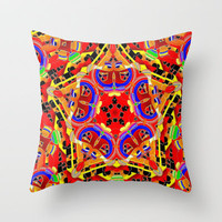 Star Hearts Throw Pillow by JT Digital Art  | Society6