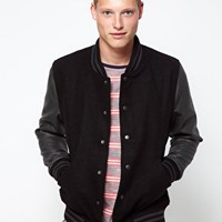 Barneys Originals Jacket at asos.com