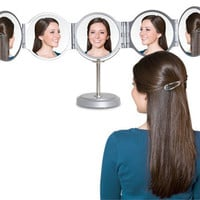 360 Degree Mirror  @ Sharper Image