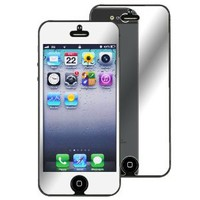Amazon.com: eForCity Mirror Screen Protector Compatible with Apple® iPhone® 5: Cell Phones & Accessories