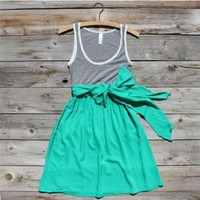 McIntosh Dress in Green, Women's Affordable Clothng