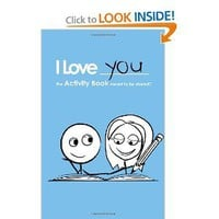 The LoveBook Activity Book for Boy/Girl Couples: LoveBook, Robyn Durst: 9781936806003: Amazon.com: Books