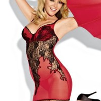 Hollywood Heartbreaker Chemise