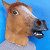 Horse Head Mask