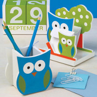 Owlsley Desk Set - See Jane Work