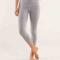 wunder under crop | lululemon athletica
