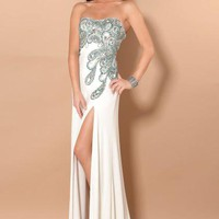 Jovani 1922 Dress at Peaches Boutique