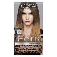 L'Oreal Feria Wild Ombre Hair Color - Medium to Dark Brown (060)