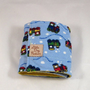 Locomotive Train Belly Bands Flannel Diaper by LittleDogFashion