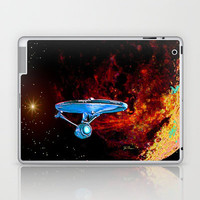 Enterprise NCC 1701A Laptop &amp; iPad Skin by JT Digital Art  | Society6