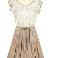 Women Homecoming Lace Ch...
