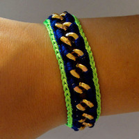 Star Struck Designer Friendship Bracelet with by GetShackled