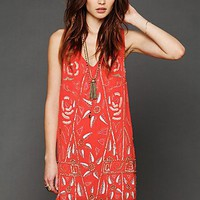 Free People Secret Garden Shift