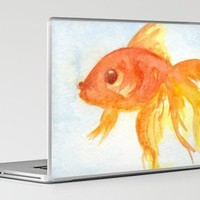 Fishy Fish Laptop &amp; iPad Skin by Rosie Brown | Society6