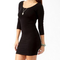 Crisscross Back Bodycon Dress | FOREVER 21 - 2000049471