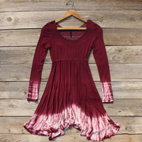 October Glow Dress, Women's Bohemian Clothing