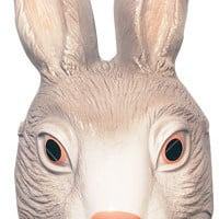 Bunny Rabbit Mask - Animal Masks
