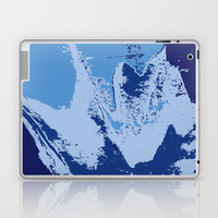 Deep Blue Sea Laptop & iPad Skin by Rosie Brown | Society6