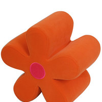 FLOWER FOOTSTOOL NEW
